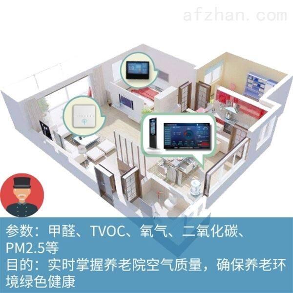 养老院智能环境监测系统