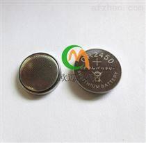 廣東CR2450紐扣電池2450鋰電池