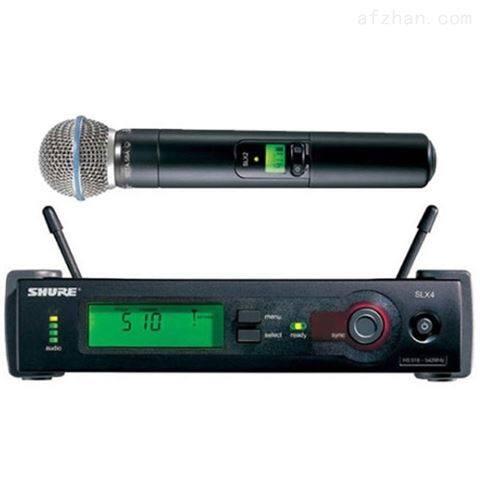 Shure 舒尔手持无线话筒 无线麦克风