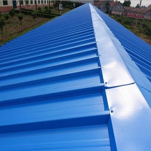旧彩钢屋顶防锈漆实体厂家