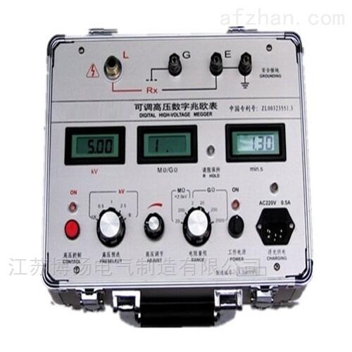 高压绝缘电阻测试仪专业制造