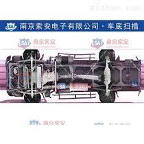 索安 固定式車底檢測系統 筑造安全新防線
