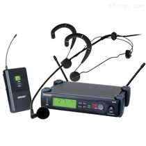 Shure 舒爾微型無線頭戴式超心形電容話筒