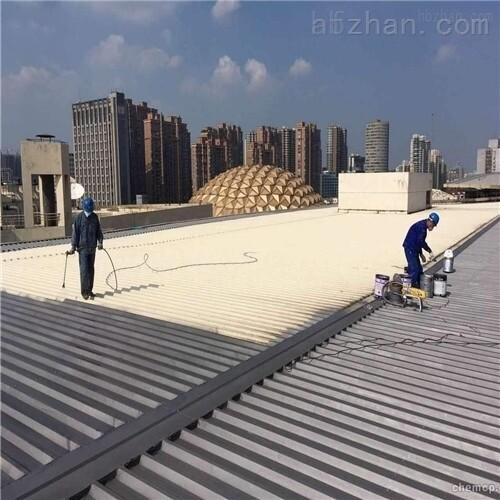 水性环保彩钢翻新漆施工