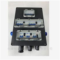 AC380/220V125A60kW防水防尘防腐插座检修箱
