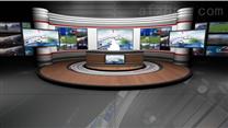 4K超清真三维虚拟演播室产品特色