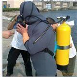 GQ-I干式潜水员装备 呼吸器生产