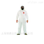 白色连体防护服_一次性连体服_初级防化服