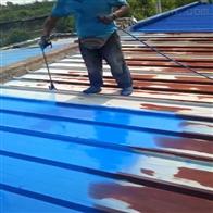 浙江旧彩钢屋顶防锈翻新漆节能绿色