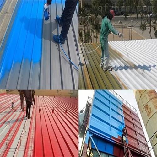 辽阳彩钢翻新漆专业定制具体施工价格