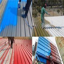 历下旧彩钢屋顶防锈翻新漆适应范围详情