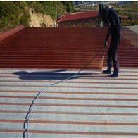 厂房彩钢瓦翻新喷漆注意事项和说明