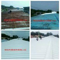 临沂彩钢车间顶翻新漆施工工艺说明