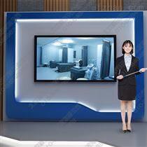 虚拟演播室搭建全景仿真系统