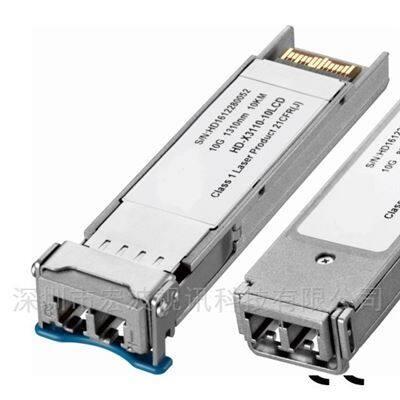 千兆单模双纤SFP模块(工业级 85°温控)