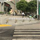 NGM路口拦车防撞桩、全智能升降路障柱