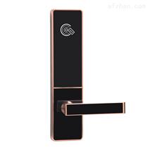 公寓电子感应锁ic卡锁通用型磁卡锁QC