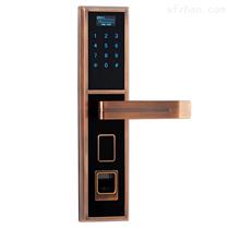 远程遥控锁感应锁公寓锁密码电子门锁