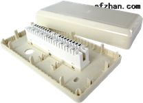 10 pair distribution box for indoor