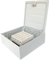50 pair distribution box for indoor