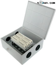 30 pair distribution box for indoor