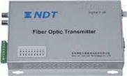 总线级联式2路视频+数据光端机