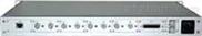 总线级联式8路视频+数据光端机