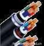 电力电缆VV YJV 4*6+1*4