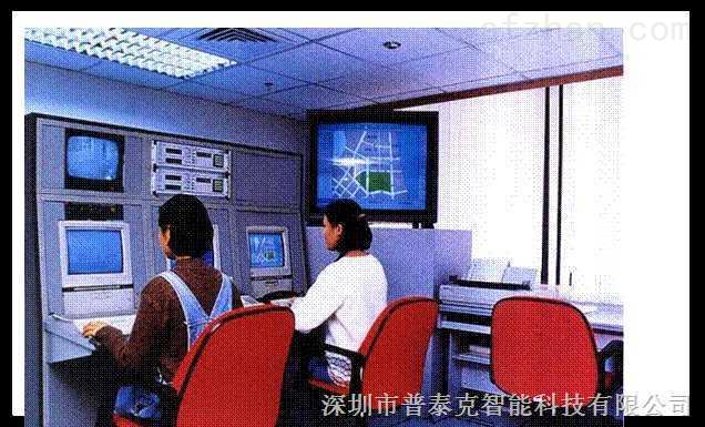PTK-2000中心软件