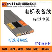 电梯线 电梯扁电缆