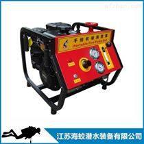 BJ10手抬机※动泵 15HP手电起�锒�旋片真空泵