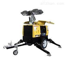拖車式移動照明燈塔-可行走式