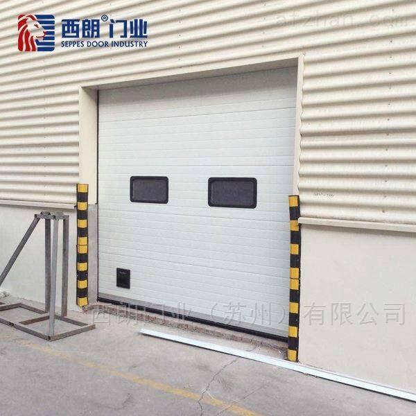 大理分节式保温电动工业提升门