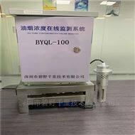 BYQL-100常年供应100油烟监测设备ccep