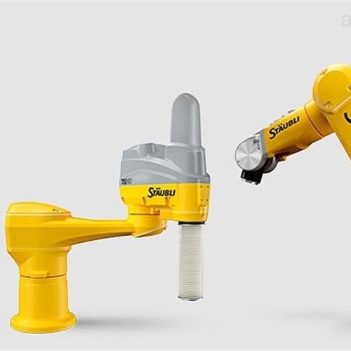 瑞士史陶比尔Stäubli机器人