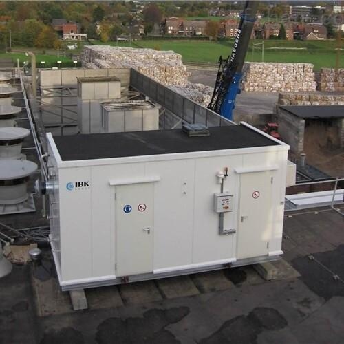布朗斯维克Bronswerk工业热泵