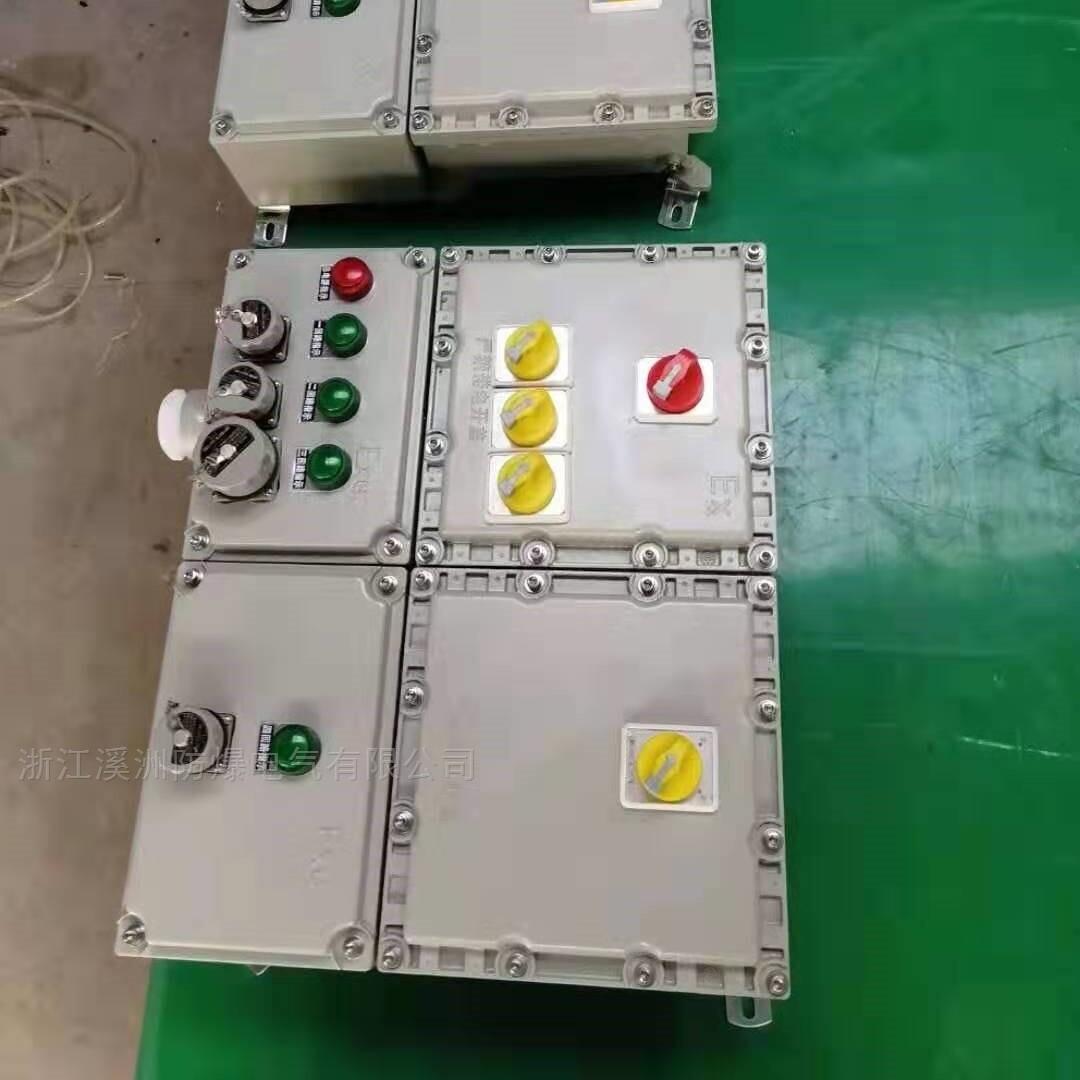 防爆检修箱插座箱