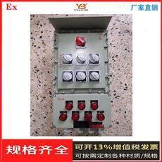 BX-应急照明防爆配电箱 配电装置