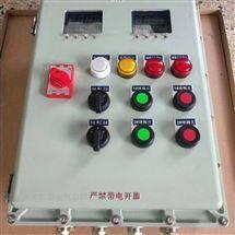 BXK防爆控制箱带按键数显表