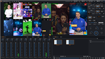 LIVE 400虚拟演播室系统 高清4K演播设备