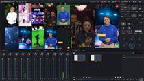 LIVE 400虛擬演播室系統 高清4K演播設備