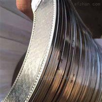 定做增強石墨復合墊片 耐高溫高壓石墨墊片