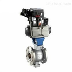 气动调节球阀VQ647F