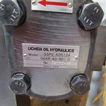 日本UCHIDA液压泵 齿轮泵