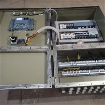 机房设备防爆PLC触摸屏配电柜
