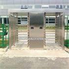 NGM工廠刷卡考勤全封閉式柵欄旋轉閘