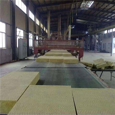 恩施外墙保温半硬质岩棉板厂家供应