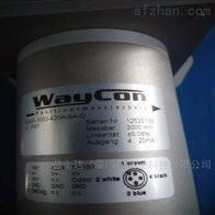 德国进口WAYCON位移传感器SX80-2000-420A-SA-00