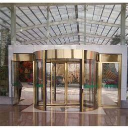 九江酒店旋转门生产厂家