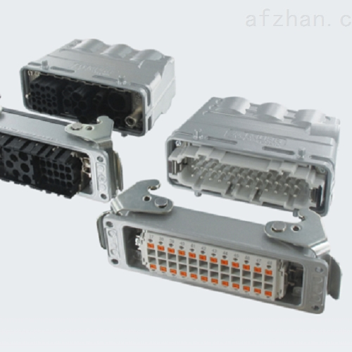 murr重型插头连接器